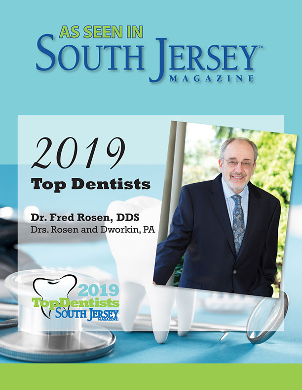 Top Dentist 2019 As Seen In South Jersey Magazine - Dr. Rosen